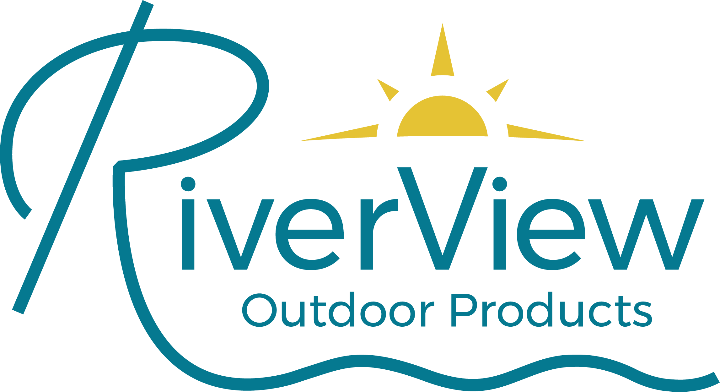 RiverView Outdoor Products Logo