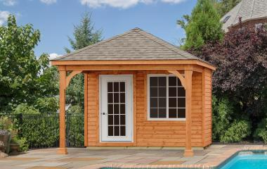 Outdoor studios and getaways | River View Outdoor Products