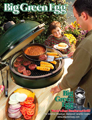 Big Green Egg charcoal cooker website