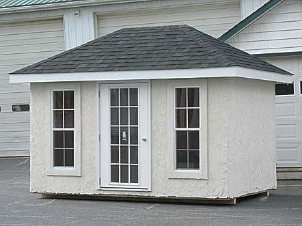 Hip Roof Barns River View Outdoor Products