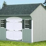 Quaker Sheds River View Outdoor Products