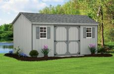 A-Frame style Storage Shed