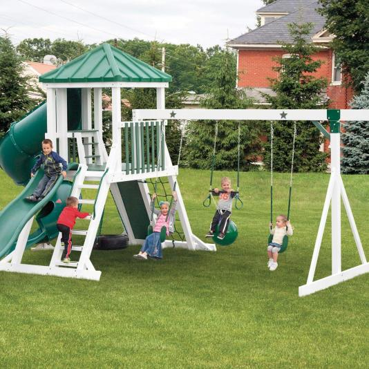 Galaxy Explorer E83 Swingsets