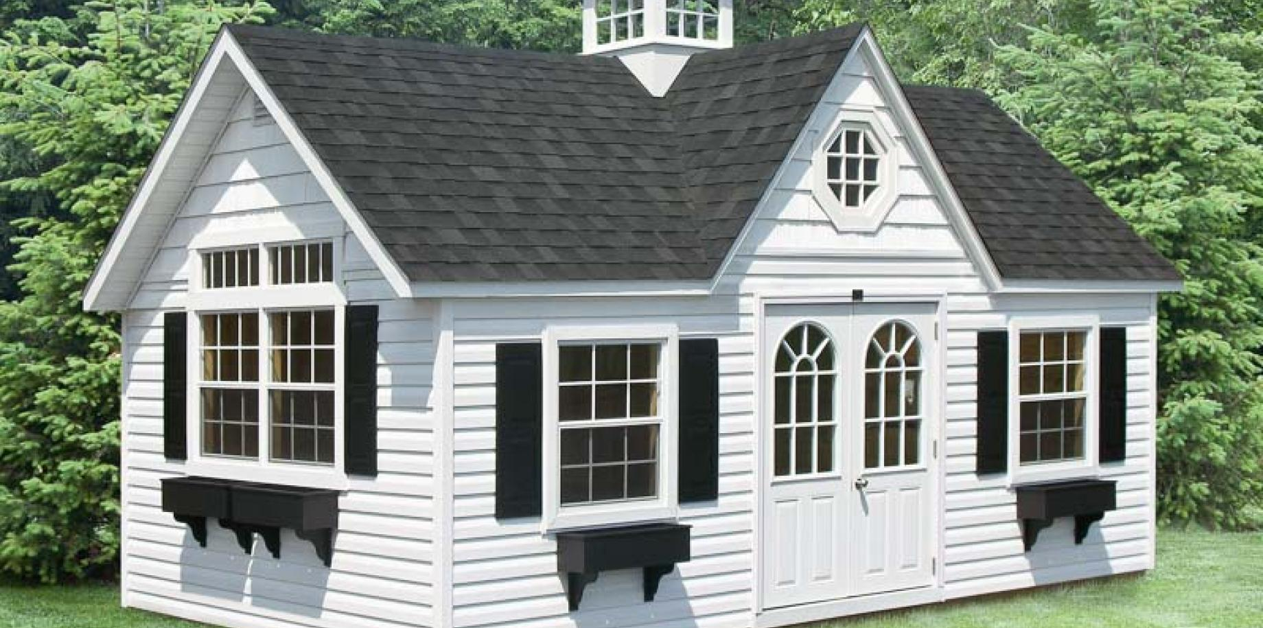 Cape Cod Sheds River View Outdoor Products