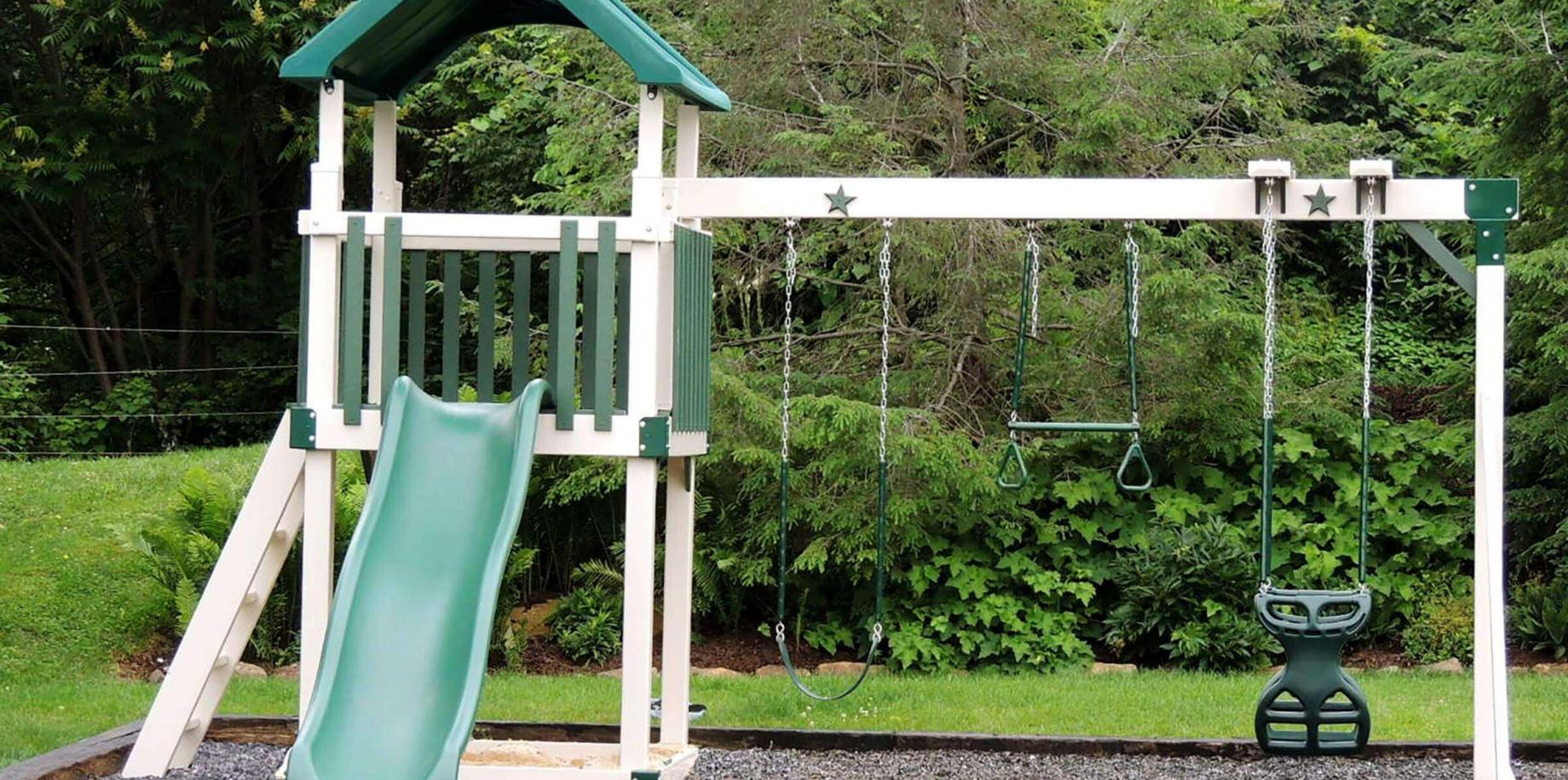 Eclipse E24 Swingset