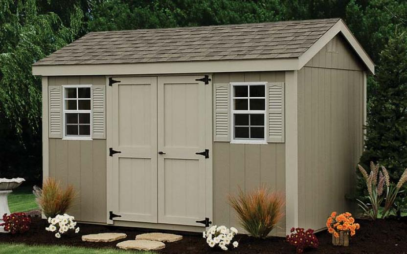 A-Frame Sheds | River View Outdoor Products
